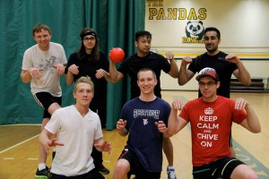 Aim to Be Brave Dodgeball Tournament