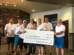 4th Annual Little Warriors Golf Tournament