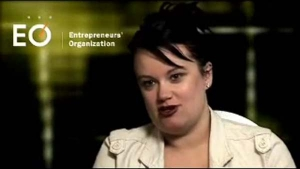 Glori Meldrum's testimonial on how EO has improved their lives and businesses