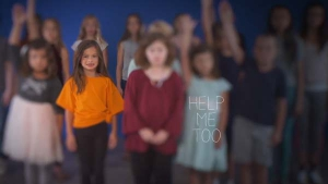Help Me too Little Warriors campaign