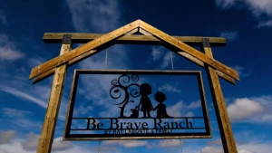 Voice of child from Be Brave Ranch
