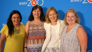 BMO Recognizes Women's Contributions to Small Business and Community in Edmonton