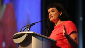 Glori Meldrum opens up about mental health struggles