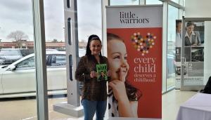 Warrior Book Launch